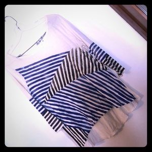 Lucky brand long sleeve tunic